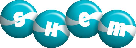 Shem messi logo