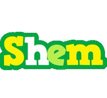 Shem soccer logo