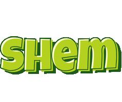 Shem summer logo