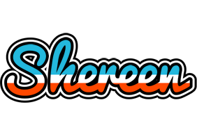 Shereen america logo
