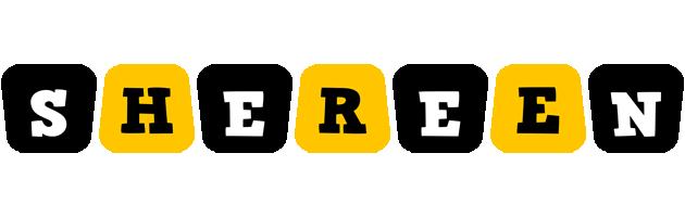 Shereen boots logo