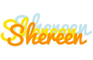 Shereen energy logo