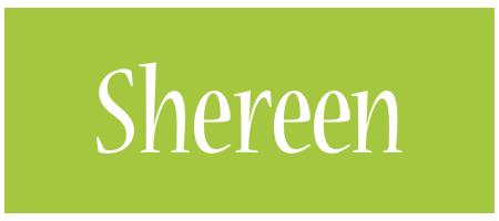 Shereen family logo