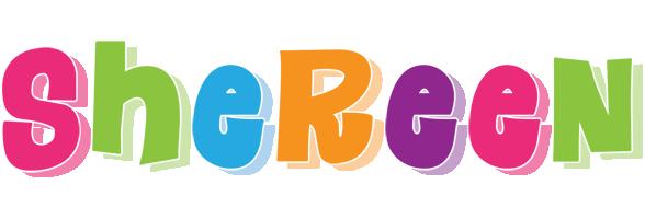 Shereen friday logo