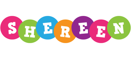 Shereen friends logo