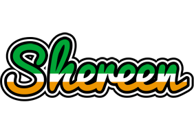 Shereen ireland logo