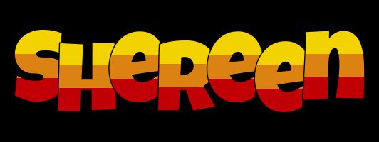 Shereen jungle logo