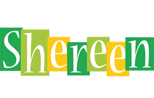 Shereen lemonade logo