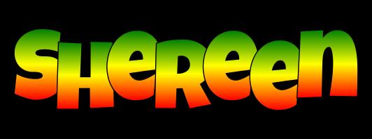 Shereen mango logo