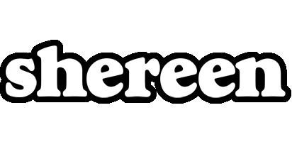Shereen panda logo