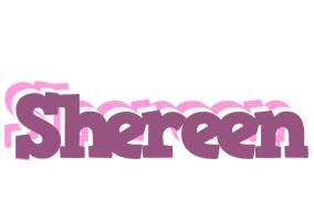 Shereen relaxing logo
