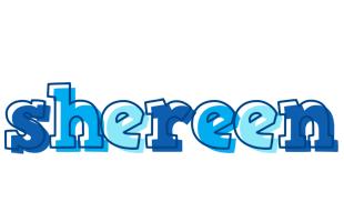 Shereen sailor logo