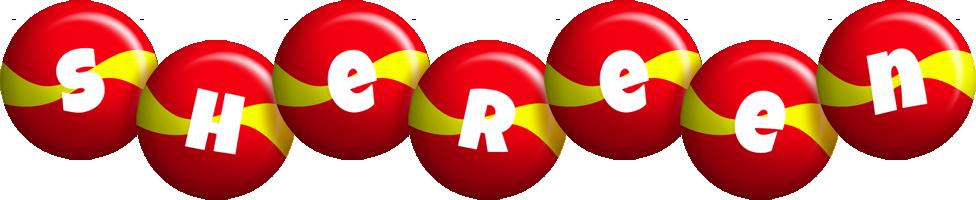 Shereen spain logo