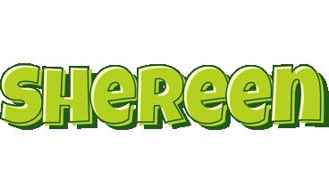 Shereen summer logo