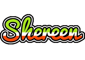 Shereen superfun logo
