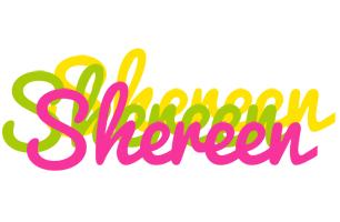 Shereen sweets logo