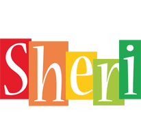 Sheri colors logo