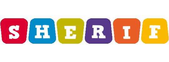 Sherif kiddo logo