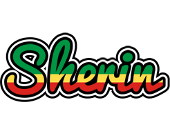 Sherin african logo