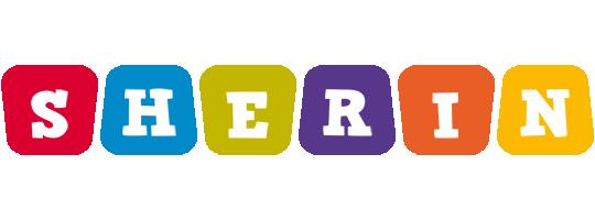 Sherin daycare logo