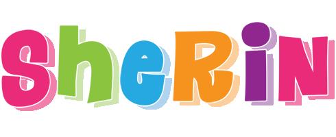 Sherin friday logo