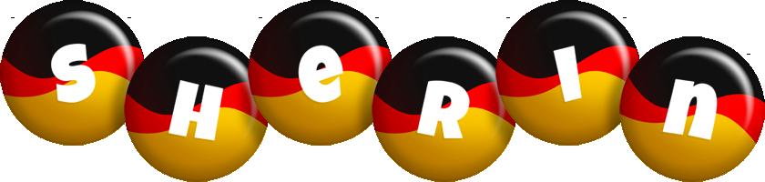 Sherin german logo