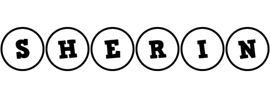 Sherin handy logo