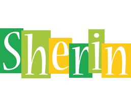 Sherin lemonade logo