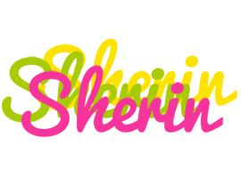 Sherin sweets logo