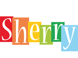 Sherry colors logo