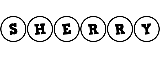 Sherry handy logo