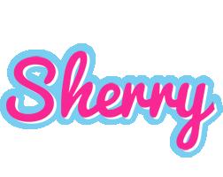 Sherry popstar logo