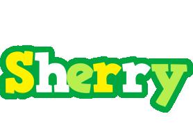 Sherry soccer logo