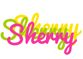 Sherry sweets logo