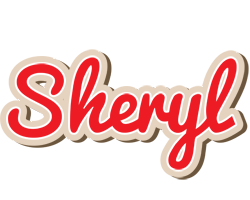 Sheryl chocolate logo