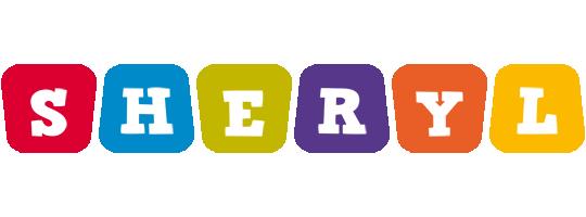 Sheryl daycare logo