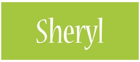 Sheryl family logo