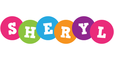 Sheryl friends logo