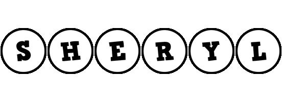 Sheryl handy logo