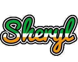 Sheryl ireland logo