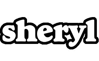 Sheryl panda logo