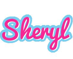 Sheryl popstar logo