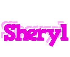 Sheryl rumba logo