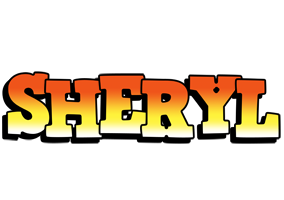 Sheryl sunset logo