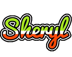 Sheryl superfun logo