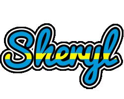 Sheryl sweden logo