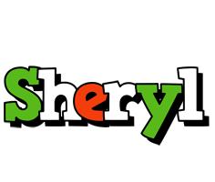 Sheryl venezia logo