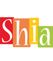 Shia colors logo