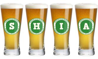 Shia lager logo