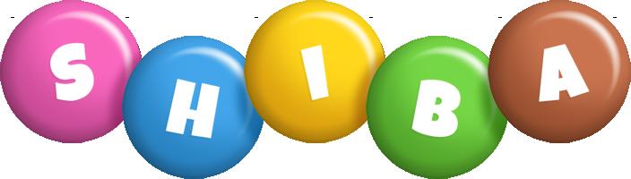 Shiba candy logo